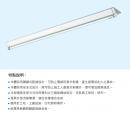 東亞 T5 28W*1 山型燈