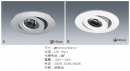 LED 4.5CM 1W 崁燈
