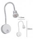 LED 3W 小型投射燈