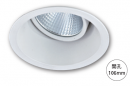 崁10.6CM LED COB12W 崁燈