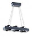 AR111 複合式吊燈/三燈