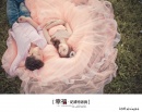 【婚紗攝影】不需要翻譯的默契