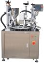 自動超音波塑膠軟管充填封尾機 CB-4802