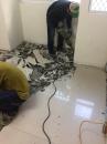 (2)房間地板磁磚打除
