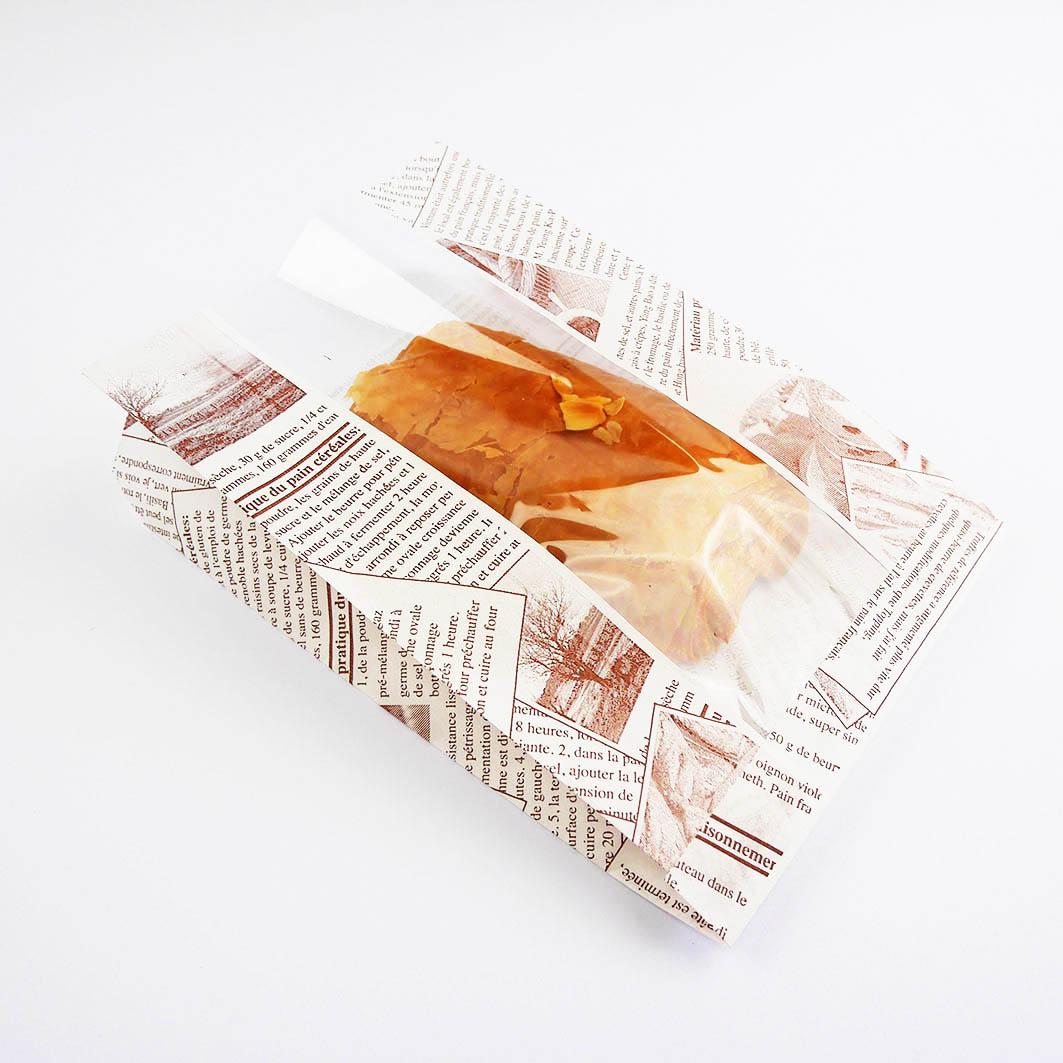 A8 郵報開窗麵包袋