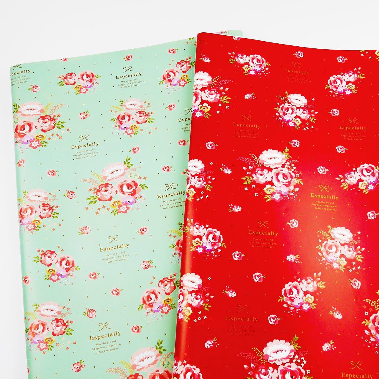S7 古典花園包裝紙
