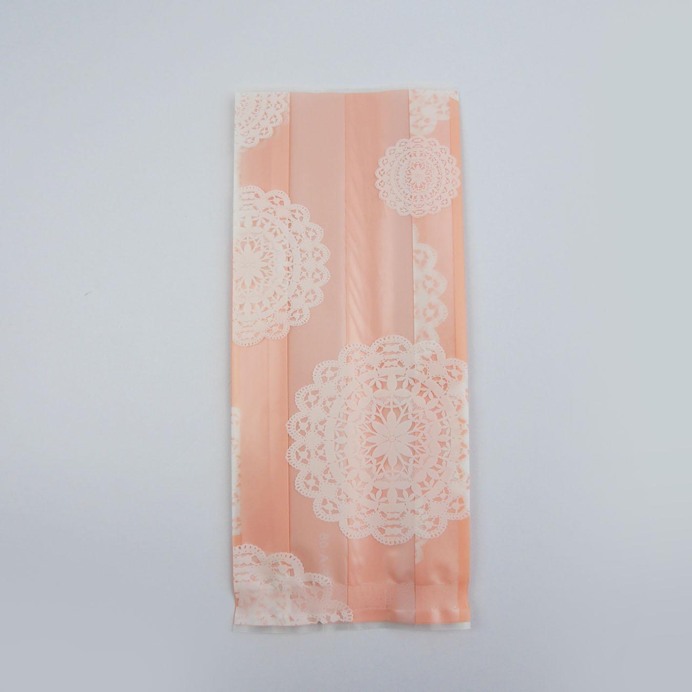 《袋袋相傳》V89 餅乾袋-粉紅蕾絲1.jpg