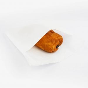 A12 白色防油麵包袋