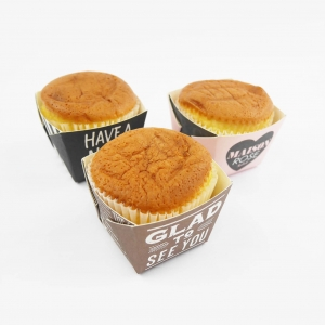 A14 戚風蛋糕小方杯