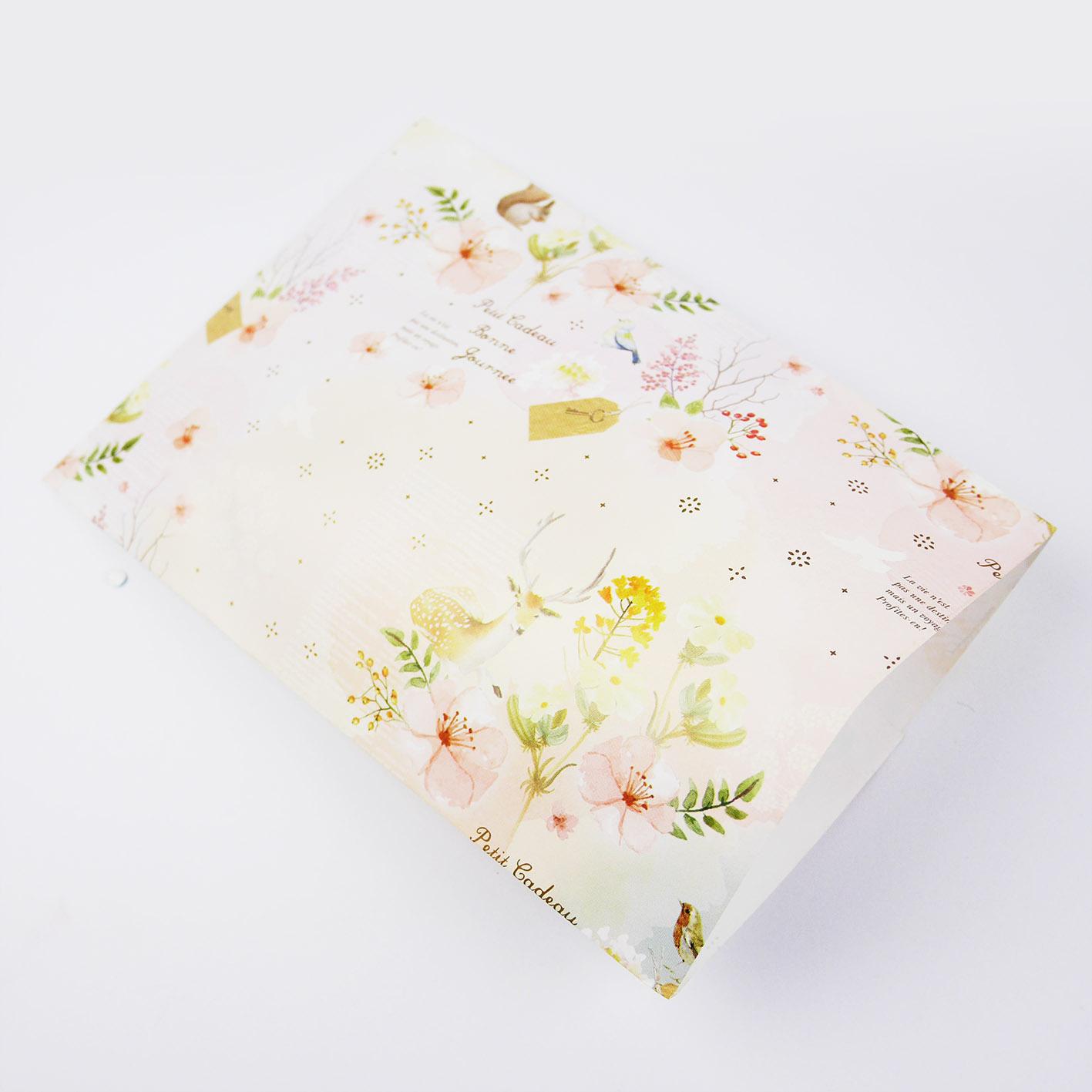 E28 幻彩森林平口紙袋