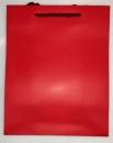 b99 壓紋紙袋-紅色