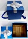 X120 藍色禮物盒
