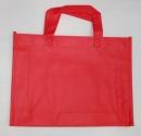 W4 不織布環保手提袋32x24x7
