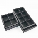 X41 博美黑牛皮紙盒