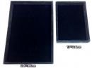 T25 黑色絨布空盤