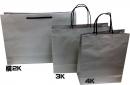 W29 灰色手提紙袋