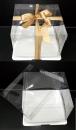 X292 透明禮物盒K-(21.5*21.5*14.5 cm)