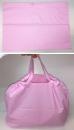 V190 磨砂手提束口袋-粉紫色
