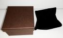 x353 微風咖啡木紋手錶盒