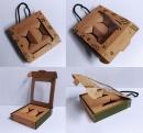 X67 牛皮瓦楞紙盒E浪草本物語-售完為止
