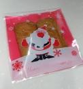 v236 聖誕系列自黏袋-聖誕老人10x10cm