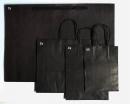 W9 手提紙袋「黑色素牛皮紙袋」