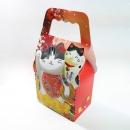 X275 春節提盒-招財貓禮品盒