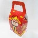 X380 春節提盒-財神爺禮品盒