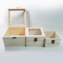 X395 松木天窗木盒