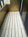 戶外材(南方松:落葉松) 及樓梯踏板實景6
