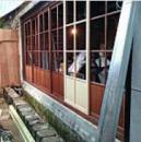 華山文創園區(玻璃門,窗)