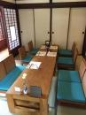 北投文物館 和室椅墊