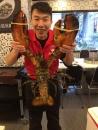 超大波士頓龍蝦