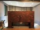 泥作工程-桃園住家電視牆砌磚泥作工程