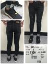 0025002 窄管褲 $390