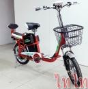 G014 電動腳踏車201-R (聖誕紅) $13500