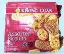I0054 印尼綜合餅乾(KHONG GUAN)$60