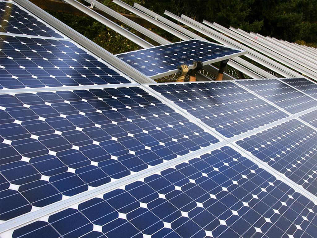 住宅型台陽能設備
