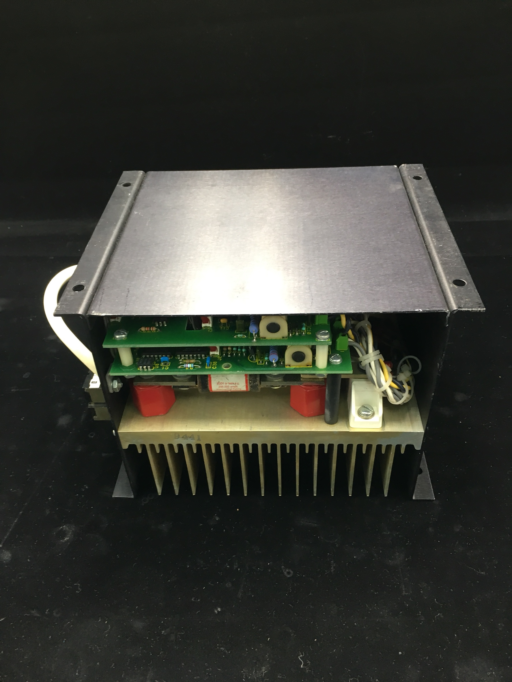 AMAT Applied Materials AMI 0015-09091 Phasetronics MCVD Lamp Driver