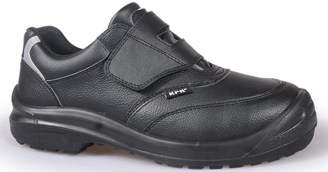 L-055寬楦鋼頭作業鞋