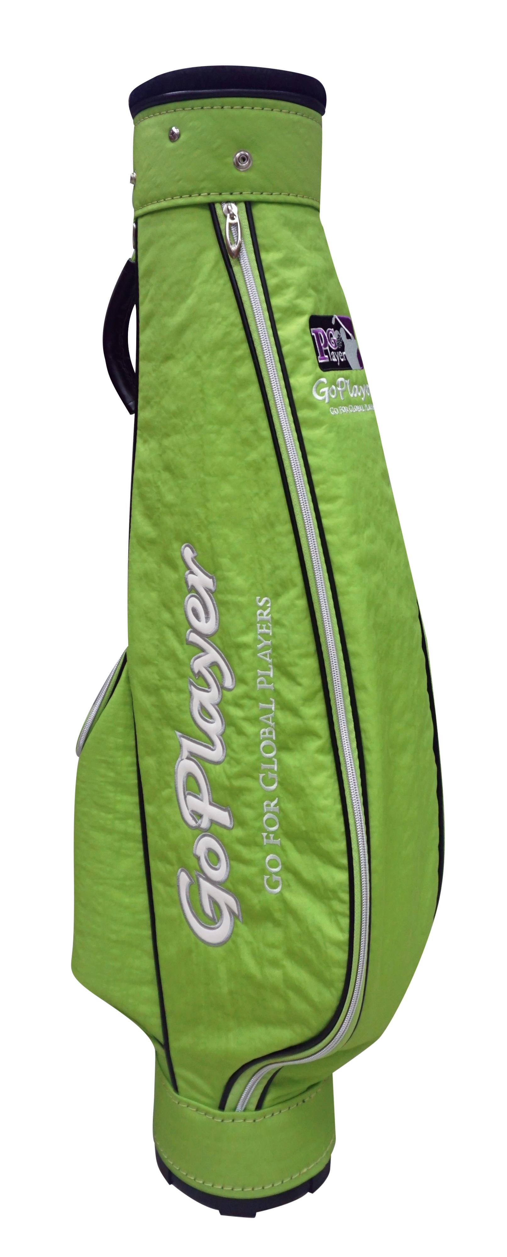 GP 6.5'時尚布直立半套袋(果綠)GBA50063.JPG