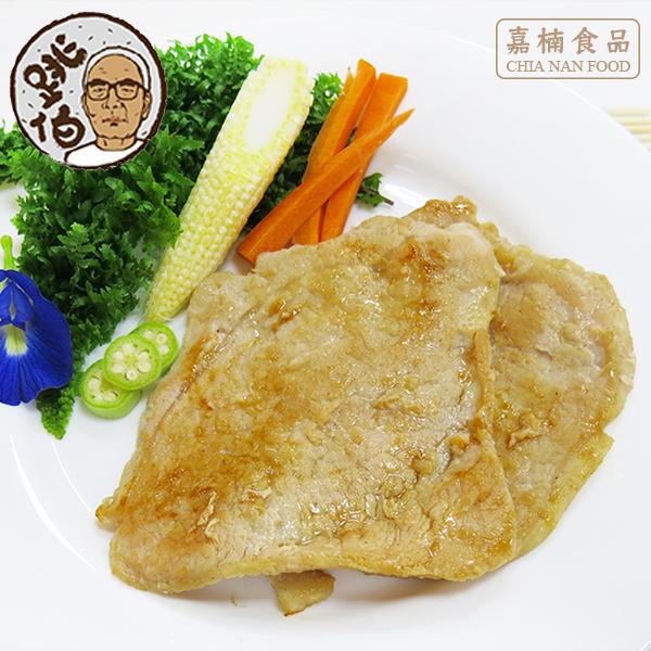嘉楠蒜味豬肉片