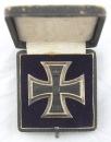 [已售出 SOLD]  1914一戰德軍盒裝一級鐵十字!800純銀製造