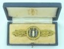 [已售出 SOLD]盒裝 金級轟炸機勳飾 (Juncker廠)