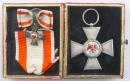 [已售出 SOLD] 盒裝四級紅鷹獎章(包含迷你章)