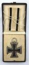 罕見!1870 二級鐵十字 - 盒裝品 非武裝人員