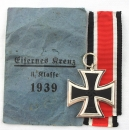 [已售出 SOLD] 二級鐵十字 - 打標100號包含紙袋