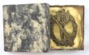 二戰德軍盒裝銅級步兵獎章 - 4號作品