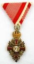 [已售出 SOLD] 法蘭茲喬瑟夫十字勳章(Order of Franz Joseph)
