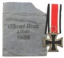 二級鐵十字,25號打標 Arbeitsgemeinschaft 作品